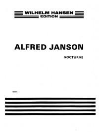 Alfred Janson: Nocturne