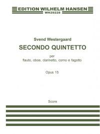 Svend Westergaard: Wind Quintet No. 2 Op. 15