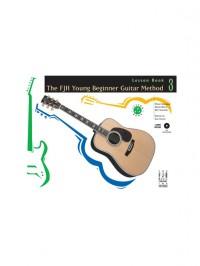 The FJH Young Beginner Guitar Method: Lesson Bk 3