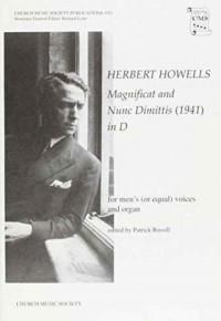 Howells: Magnificat and Nunc Dimittis in D (1941)