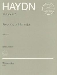 Haydn, FJ: Symphony No.102 in B-flat (Hob.I:102) (London No.10) (Urtext)