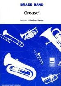 Grease! (brass band) (score)
