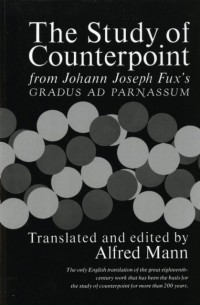 Fux, J: The Study of Counterpoint