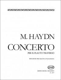 Haydn, Michael: Concerto per il flauto traverso