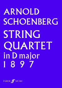 String Quartet in D major (score)