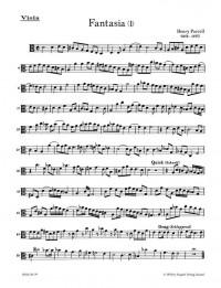 Purcell, H: Fantasias, Vol. 1: No.1 - 7
