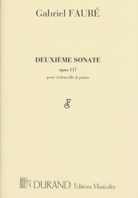 Fauré: Sonate No.2, Op.117 in G minor