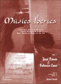 Musica Iberica Band 1