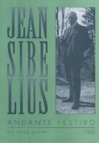 Sibelius, J: Andante Festivo