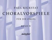 Kickstat, P: Chorale preludes Band 4