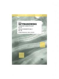 Szymanowski, K: Violin-Konzert Nr. 1 op. 35