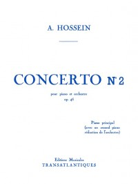 André Hossein: Concerto N°2