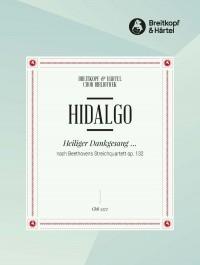 Hidalgo: Heiliger Dankgesang ...
