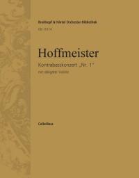 Hoffmeister: Kontrabasskonzert Nr. 1 D-dur