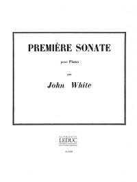 White: Sonate N01