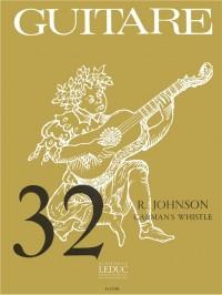 Robert Johnson: Robert Johnson: Carmans Whistle