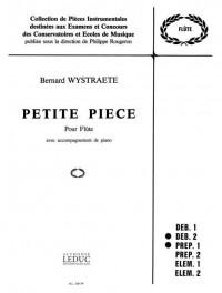 Wystraete: Petite Piece