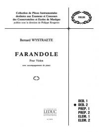 Wystraete: Farandole