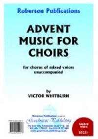 Whitburn: Advent Music For Choirs