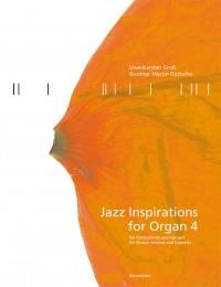 Jazz Inspirations for Organ Volume 4