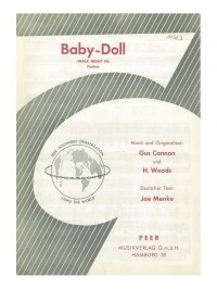 Gus Cannon_H. Woods: Baby-Doll