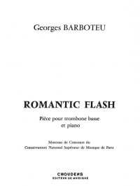 Georges Barboteu: Romantic Flash
