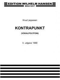 Knud Jeppesen: Kontrapunkt-Vokalpolyfoni