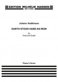 Earth Stood Hard As Iron