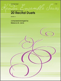 Jarvis, R: 20 Recital Duets