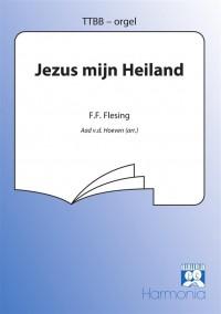 Aad van der Hoeven: Jezus mijn Heiland