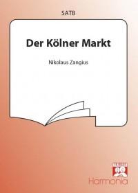 N. Zangius: Der Kölner Markt