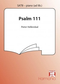 Pieter Hellendaal: Psalm 111