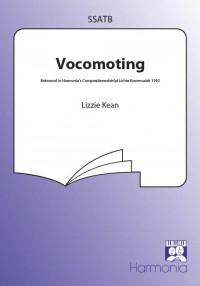 Lizzie Kean: Vocomoting
