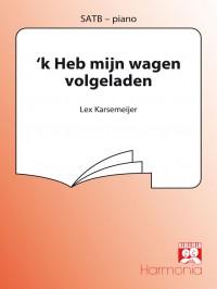 Lex Karsemeijer: 'k Heb mijn wagen volgeladen