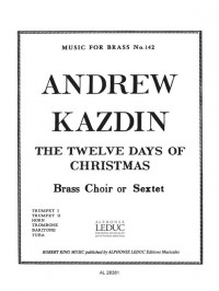 Andrew Kazdin: 12 Days Of Christmas