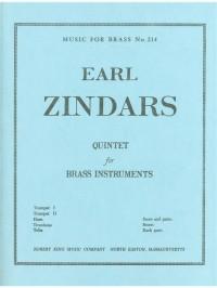 Zindars: Quintet