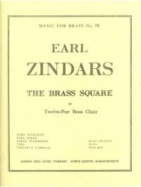 Zindars: Brass Square