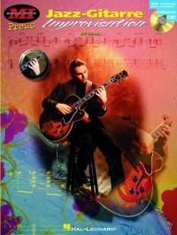Sid Jacobs: Jazz-Gitarre Improvisation