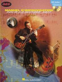 Sid Jacobs: Manuel d'Improvisation pour la guitare jazz [F]