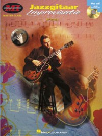 Sid Jacobs: Jazzgitaar Improvisatie