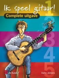 Aaike Jordans: Ik Speel Gitaar! Complete Uitgave