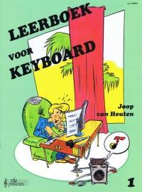 Joop van Houten: Leerboek voor Keyboard 1