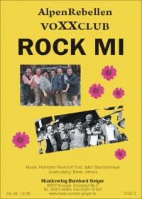 Rock Mi - Alpenrebellen / voXXclub