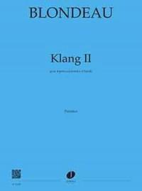 Thierry Blondeau: Klang II