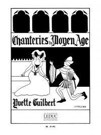 Colette Wyss: Chanteries Du Moyen Age volume 1