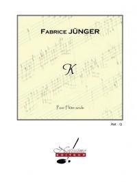 Fabrice Junger: Junger K Flute Solo