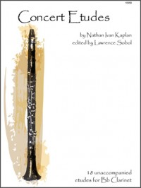 Kaplan, N: Concert Etudes