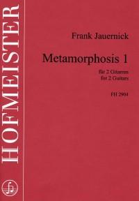 Frank Jauernick: Metamorphosis 1