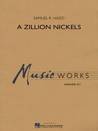 Samuel R. Hazo: A Zillion Nickels