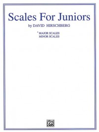 David Hirschberg: Scales for Juniors, Part 1 (Major)